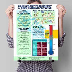 best practice hygiene poster