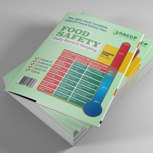 haccp food safety plan six booklet