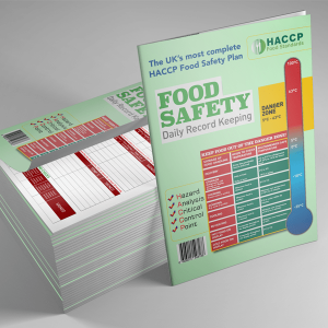 haccp food safety plan twelve booklet